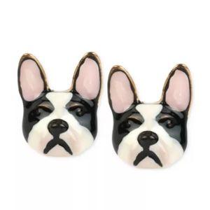Betsey Johnson Frenchy Earrings